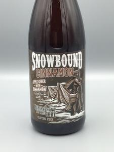 **LOCAL** Arsenal Cider House - Snowbound (25.4oz Bottle)